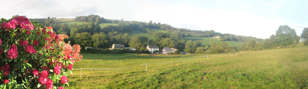 Hill View of Hills Farm